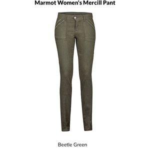 Marmot Women's Mercill Pant Hiking/Casual